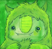 Green Monster von wotto