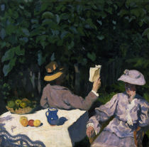 Sunny Morning by Karoly Ferenczy