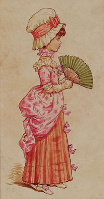 For the Dance by Kate Greenaway