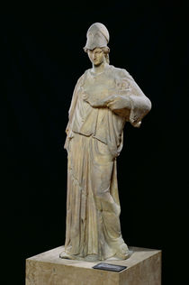 Athena with a cist by Cephisodotus