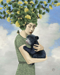 You Are Safe with Me - Bear Version von Paula  Belle Flores