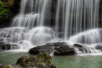 Potter's Falls 11 by Phil Perkins