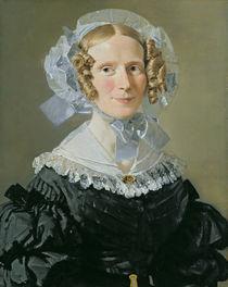 Emilie Kessel  by Christian-Albrecht Jensen