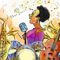 All That Jazz 02 von Miki de Goodaboom