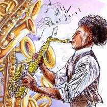 All That Jazz 09 von Miki de Goodaboom
