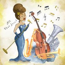 All That Jazz 10 von Miki de Goodaboom