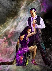 Tango Artistically Yours 01 von Miki de Goodaboom