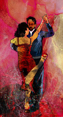 Tango Artistically Yours 02 von Miki de Goodaboom