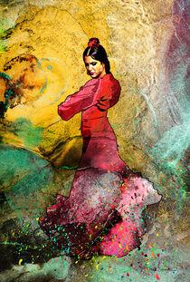 Flamenco Artistically Yours 01 von Miki de Goodaboom