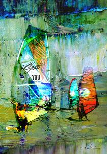 The Art Of Windsurfing 02 von Miki de Goodaboom
