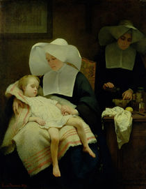 The Sisters of Mercy von Henriette Browne