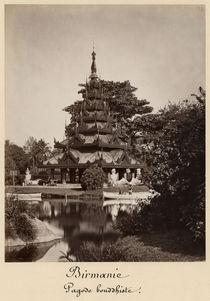 Buddhist rest house von Colin Roderick Murray