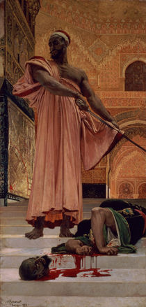 Execution Without Trial under the Moorish Kings in Granada by Henri Alexandre Georges Regnault