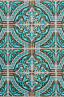 Azulejos in Olhao von Dirk Rüter