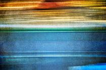 Ozean Streifen 03 von Heike Loos