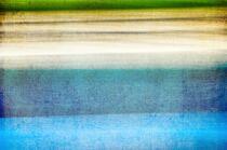 Ozean Streifen 02 von Heike Loos