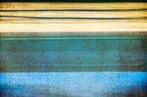 Ozean Streifen 01 von Heike Loos