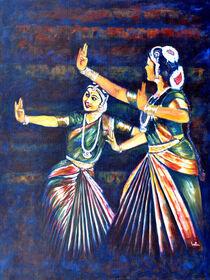 BharathaNatyam 2 by Usha Shantharam