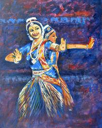 BharathaNatyam 1 von Usha Shantharam