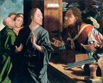 Calling of St. Matthew  von Marinus van Roymerswaele