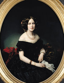 Portrait of the Baroness of Weisweiller by Federico de Madrazo y Kuntz