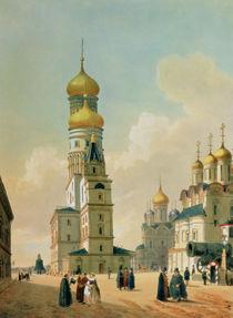 Ivan the Great Bell Tower in the Moscow Kremlin von Felix Benoist