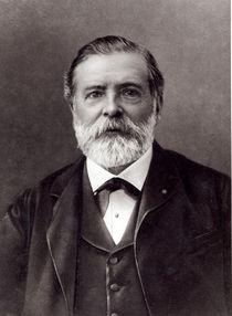 Portrait of Etienne Jules Marey  by Paul Nadar