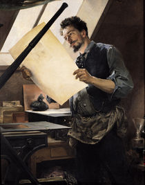 Felicien Rops  by Paul Mathey