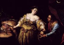Judith Beheading Holofernes von Francesco del Cairo