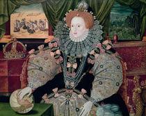 Elizabeth I by George Gower