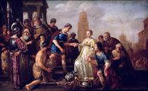 The Continence of Scipio  by Nicolaes Moeyaert
