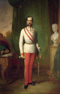 Franz Joseph I by Franz Russ