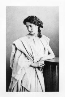 Sarah Bernhardt  von Gaspard Felix Tournachon Nadar