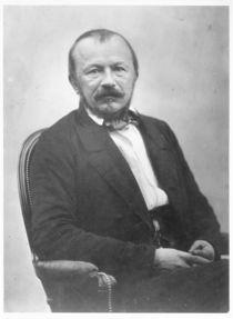 Portrait de Gerard de Nerval  von Gaspard Felix Tournachon Nadar