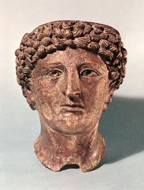 Head of Apollo by Gallo-Roman
