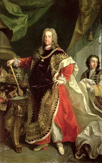 Charles VI  von Johann-Gottfried Auerbach