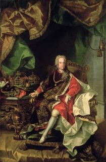 Emperor Charles VI  von Johann-Gottfried Auerbach