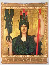 Pallas Athena von Franz von Stuck