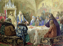 Council in 1634: The Beginning of Church Dissidence in Russia by Aleksei Danilovich Kivshenko