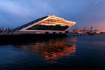 Dockland - Tor zu Stadt in Hamburg von Markus Hartmann