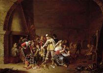 The Treasure trove  von Anthonie Palamedesz