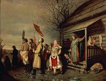 Easter Procession von Vasili Grigorevich Perov