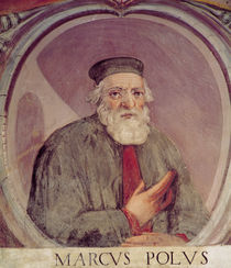 Marco Polo  by Antonio Giovanni de Varese