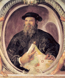 Ferdinand Magellan  by Antonio Giovanni de Varese