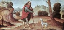 St. Rocco by Francia