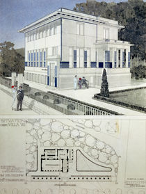 Villa Wagner von Otto Wagner
