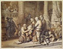 The Presentation of Christ in the Temple  by Gerbrandt van den Eeckhout
