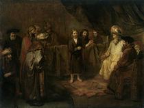 The Infant Christ in the Temple  von Gerbrandt van den Eeckhout