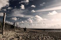 Nordseestrand im Herbst von Markus Hartmann