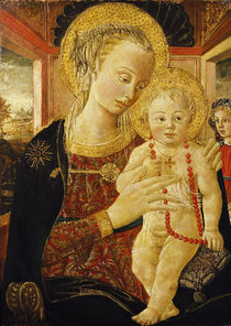 Virgin and Child  by Francesco di Stefano Pesellino